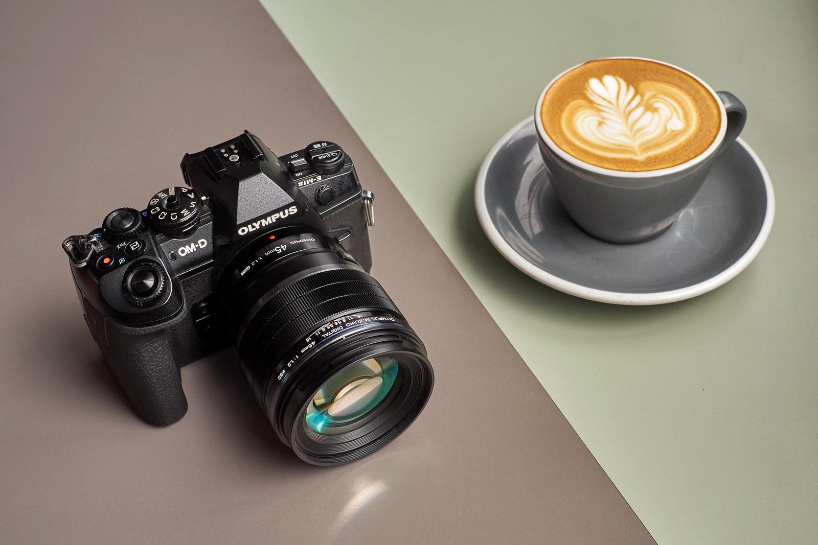 Review: the 2017 Olympus M  Zuiko Digital 45mm f1 2 PRO