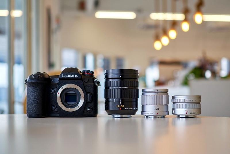 Lumix G9 Lens Accesories