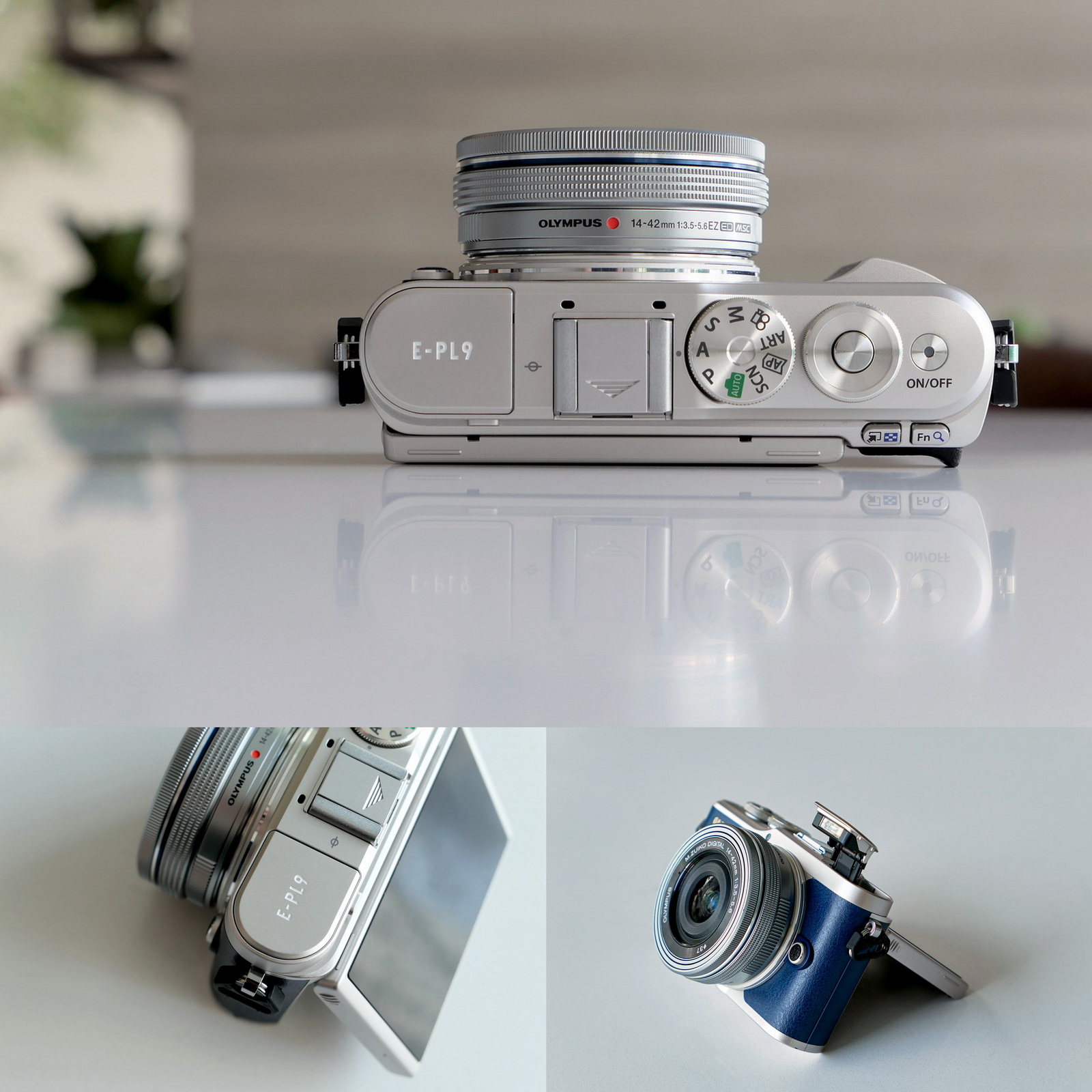 Review The 2018 Olympus E Pl9 Ming Thein Photographer Om D M10 Mark Iii Kit 14 42 Ez Mzuiko 45mm F 18 Silver Is An Extremely Well Built Camera Body Made Of Solid Metal And Feels Robust Reassuring I Welcome Addition Slight Bump On