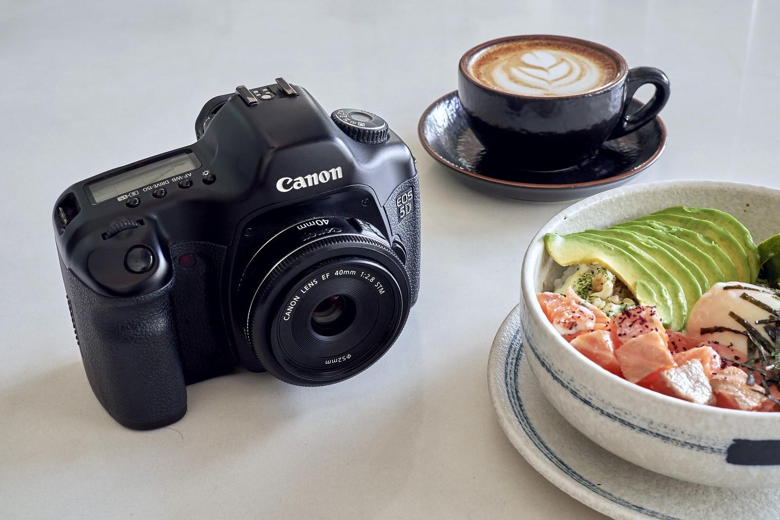 Digital classic: Robin reviews the original Canon 5D in 2018